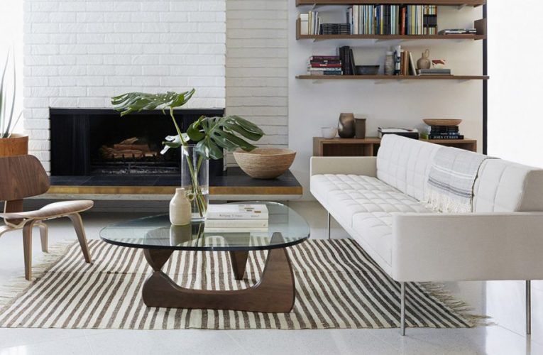 Selecting the Perfect Coffee Table for your Mid Century Modern Room