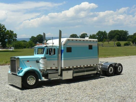 Inspiring Sleeper Truck Customizations