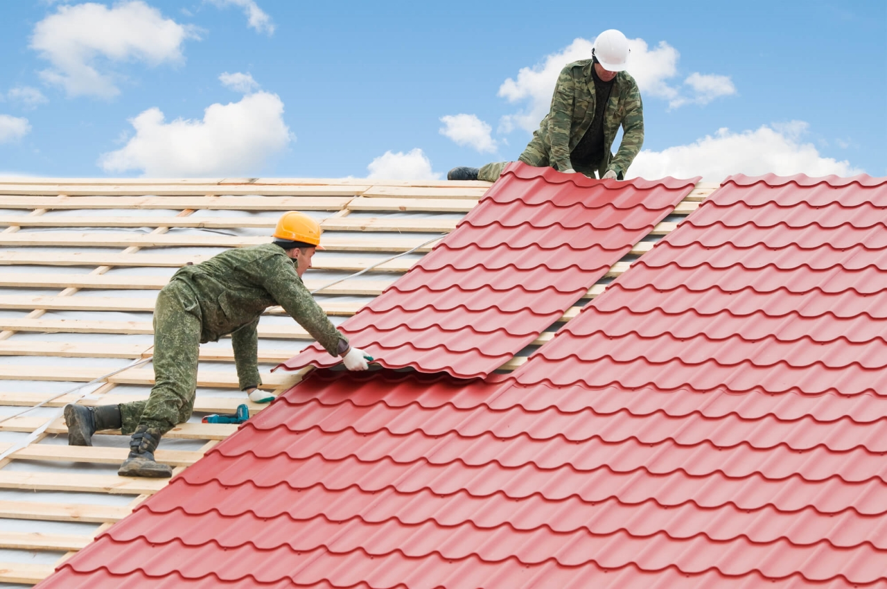 What are different types of roofers and roof materials?