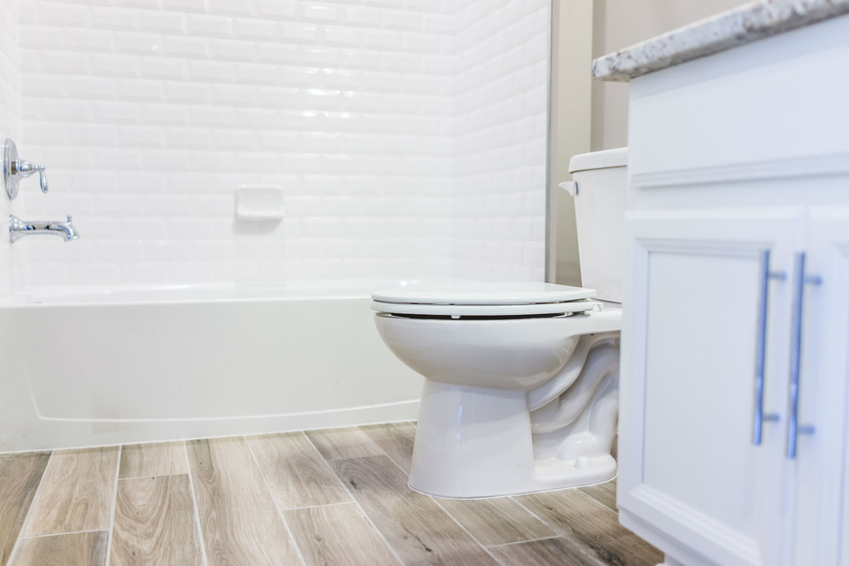 Top 5 Bathroom Floor Tile Options