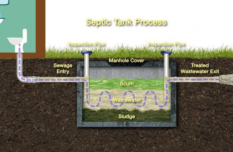 How often should you empty your septic tank?