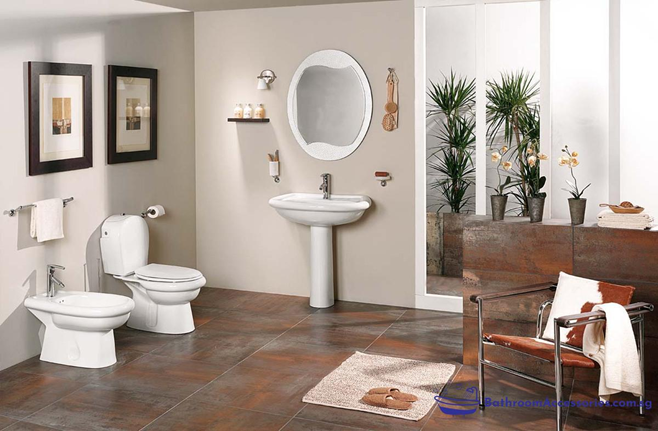 Selection Of The Simplest Bathroom Accessories Online Is The Best Option