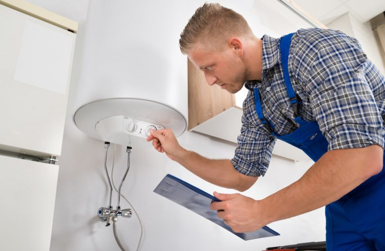 5 Common Signs That You Need A Water Heater Repair