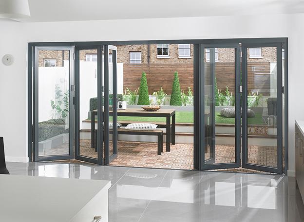 Whooping Reasons for Installing Aluminium Bifold Doors